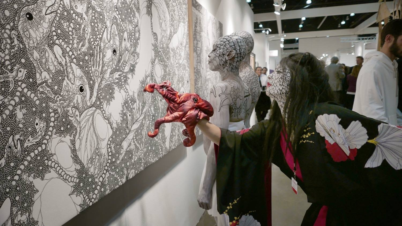 LA Art Show (2016)  Los Angeles, CA