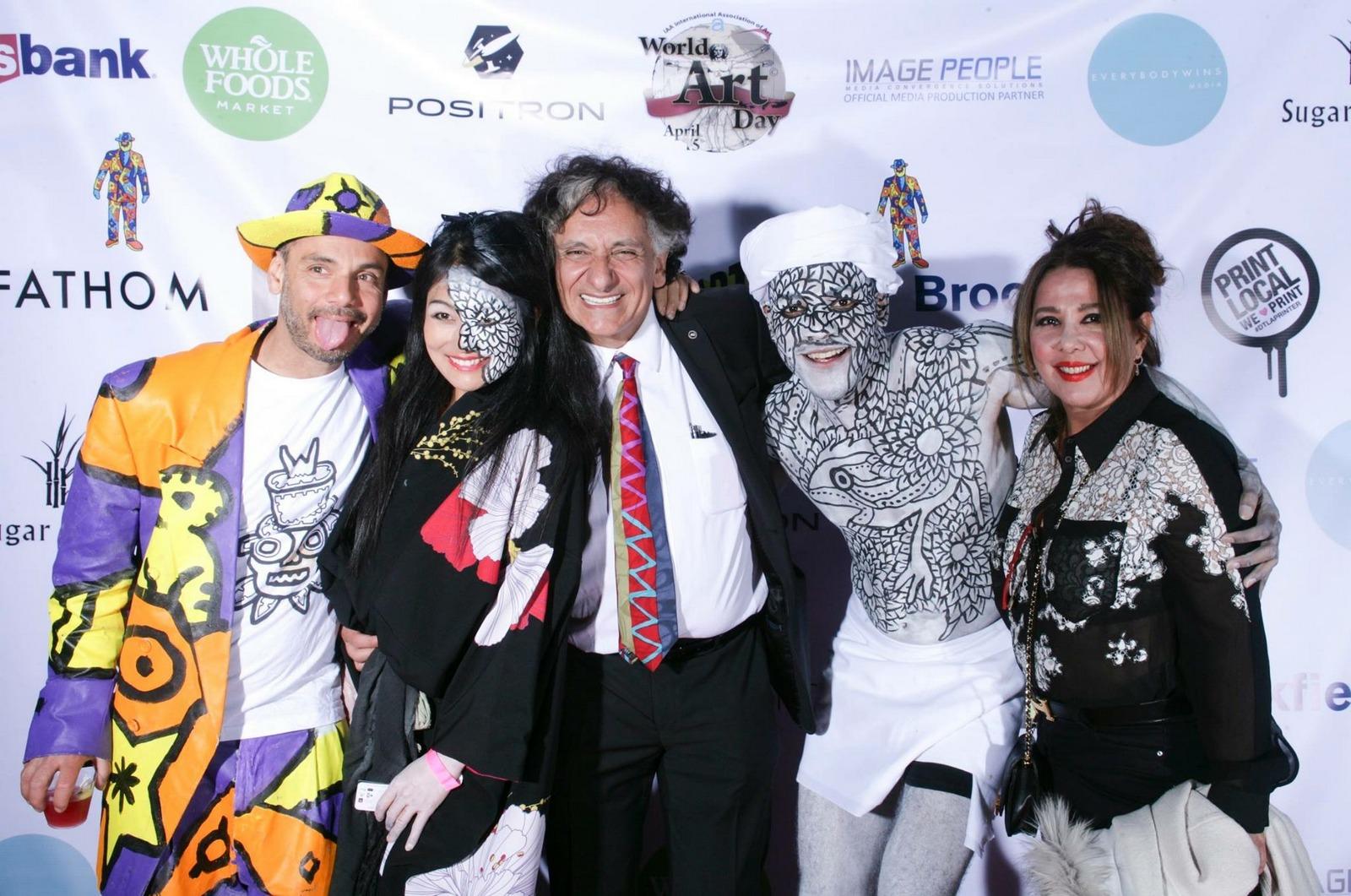 World Art Day Gala (2016)  Los Angeles, CA