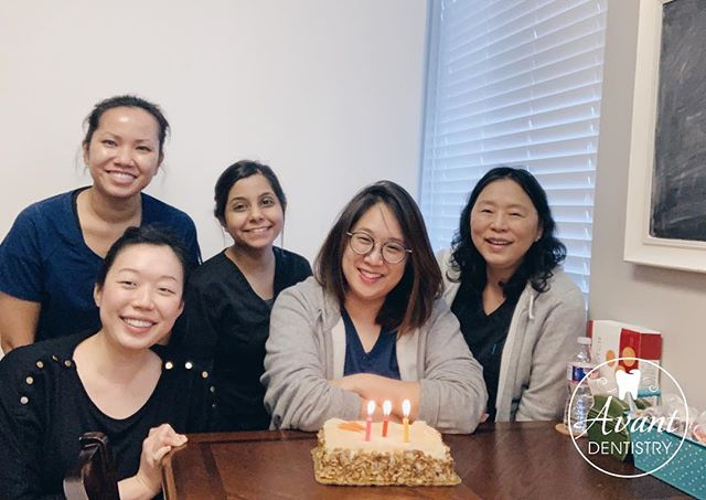 Happy Birthday to Sarah! Here's to another great year! 🎉🎉 . . . . . #birthday #hbd #avantdentistry #dentist #dentalassistant #hygienist #celebrate #birthdaywishes #birthdaycake #sweettooth #toothfairy #plano #texas #dallas #latergram