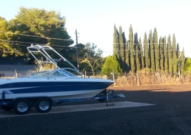 Our SeaRay 21'