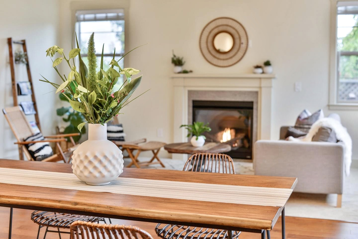 real estate projects - Vacant Staging, Occupied Staging & Market Preparation