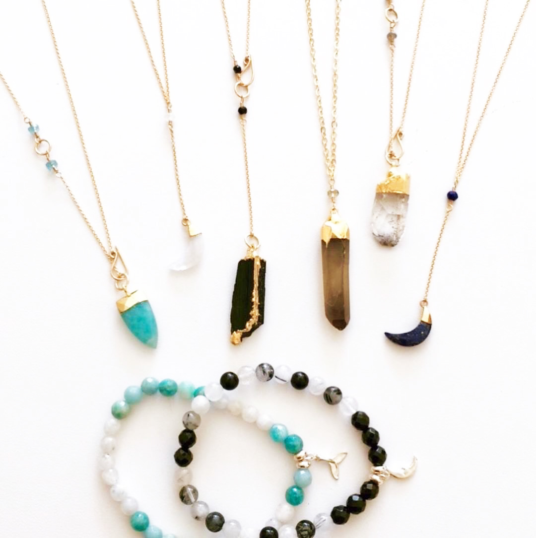 SHOP CRYSTAL PRODUCTS -  Beautiful crystal jewelry and products with healing energy