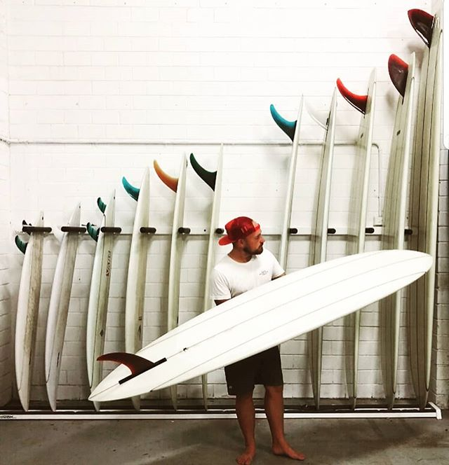 Careful selection and placement of each watercraft is an artform. Dream line up of  @mctavishsurf @thewaxhead  In a custom white wallRAX with padded rods and base plate.  Use promo code RAX20 at www.boardrax.com.au  #surf #surfing #waves #ocean #surfboard #boardrax #boardrack #earth #longboards #love #standuppaddleboard #tbt #design #sydney #me #surfergirl #windsurfing #beach #beautiful #watersports #beachlife #australia #surfrack #quality #serenity #instagood #surfer #fun #handmade