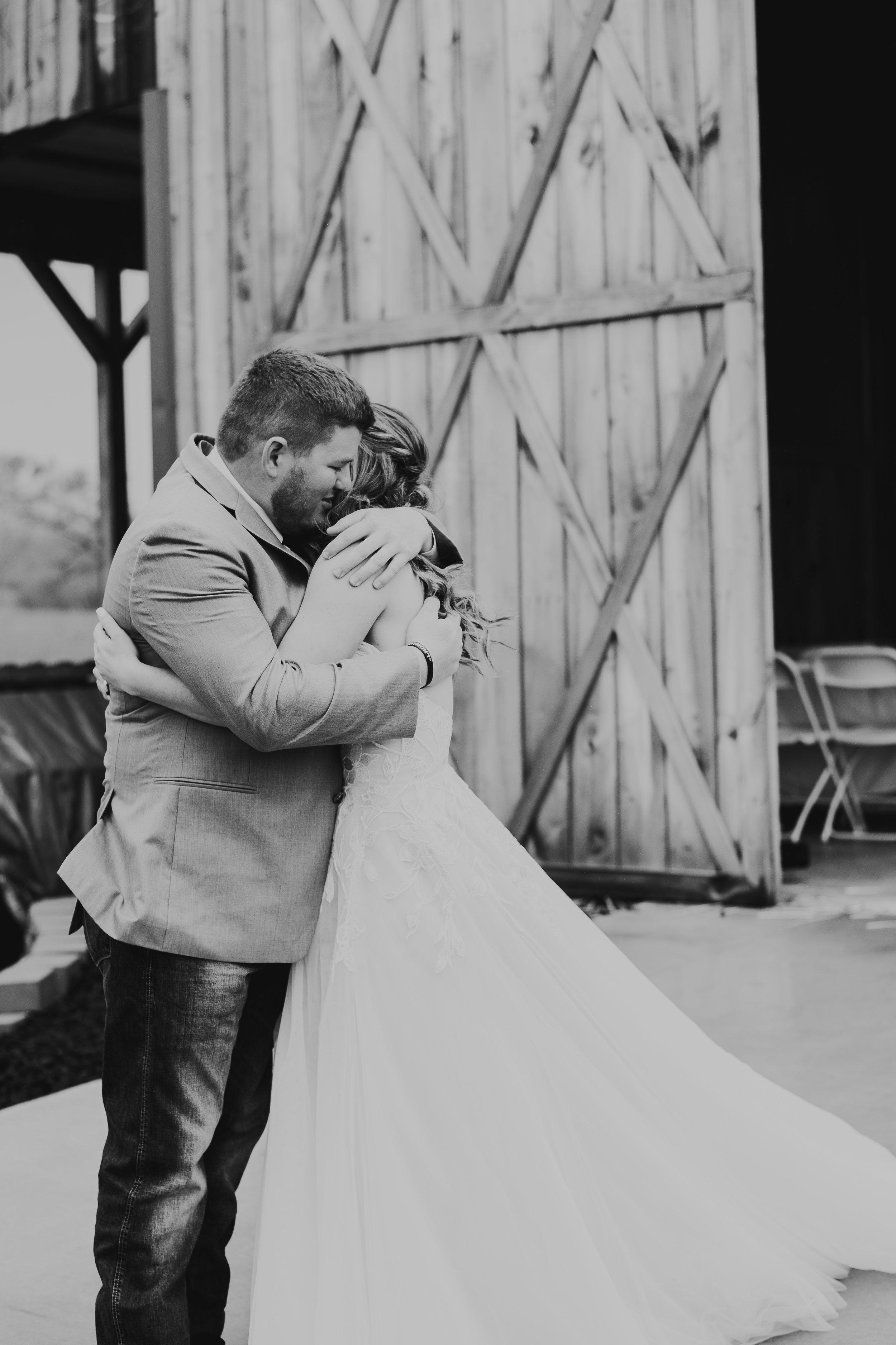 Rustic Countryside Wedding in Nashville, TN -