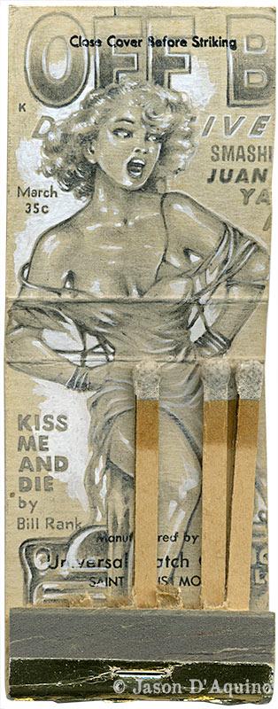 KISS ME AND DIE