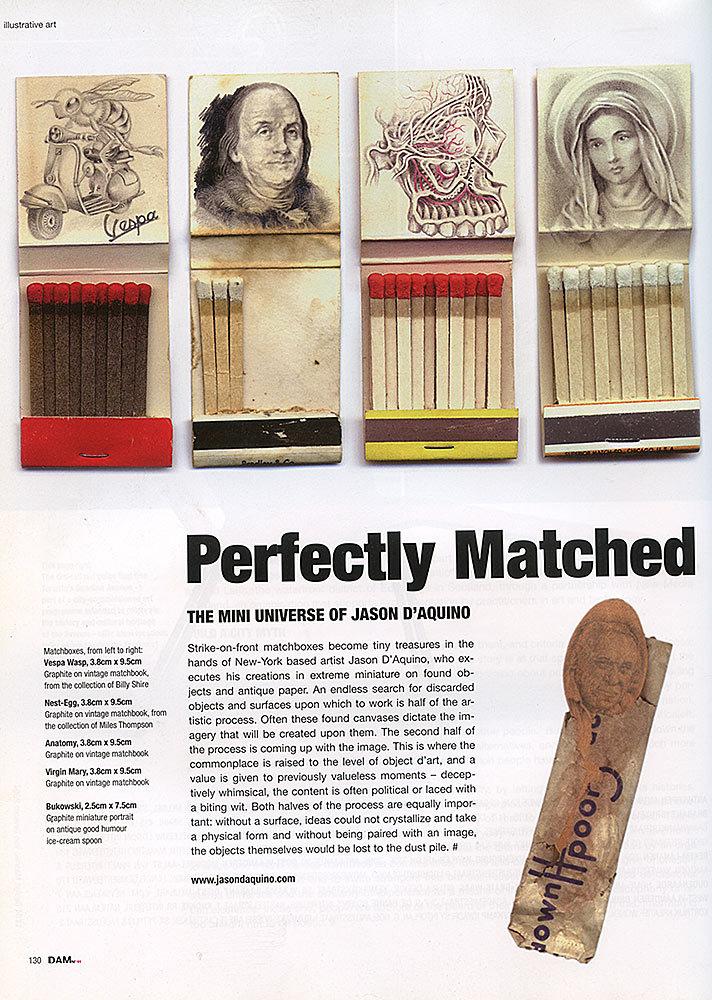 DAMNº11  // DESIGN, ARCHITECTURE & ART MAGAZINE //MAY/JUNE 2007