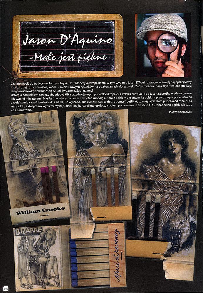 TATUAZ MAGAZINE  // BODY AND ART // VOL.43 // 2012