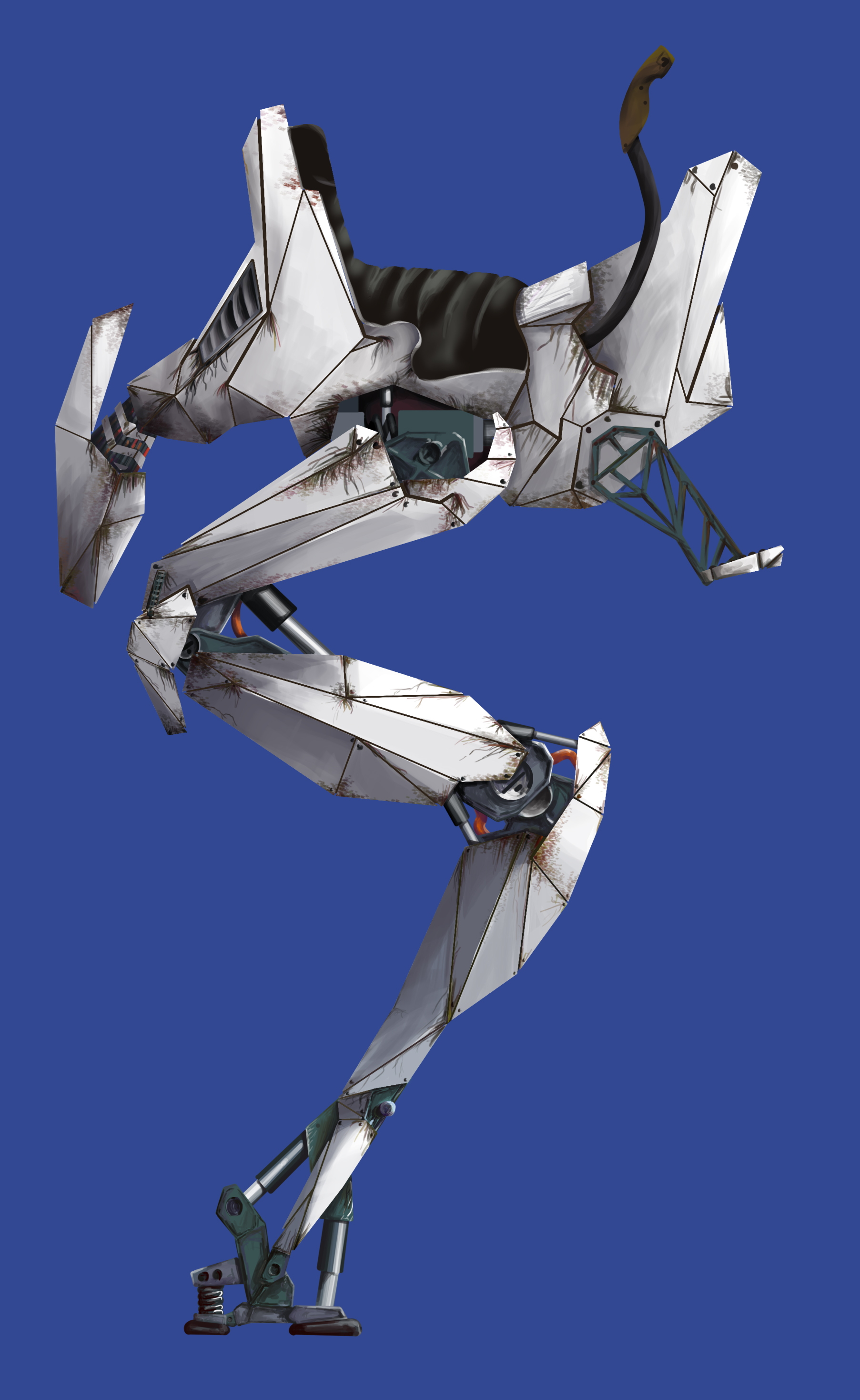 Full colour image of the above mech. (yes I spell colour the British way)