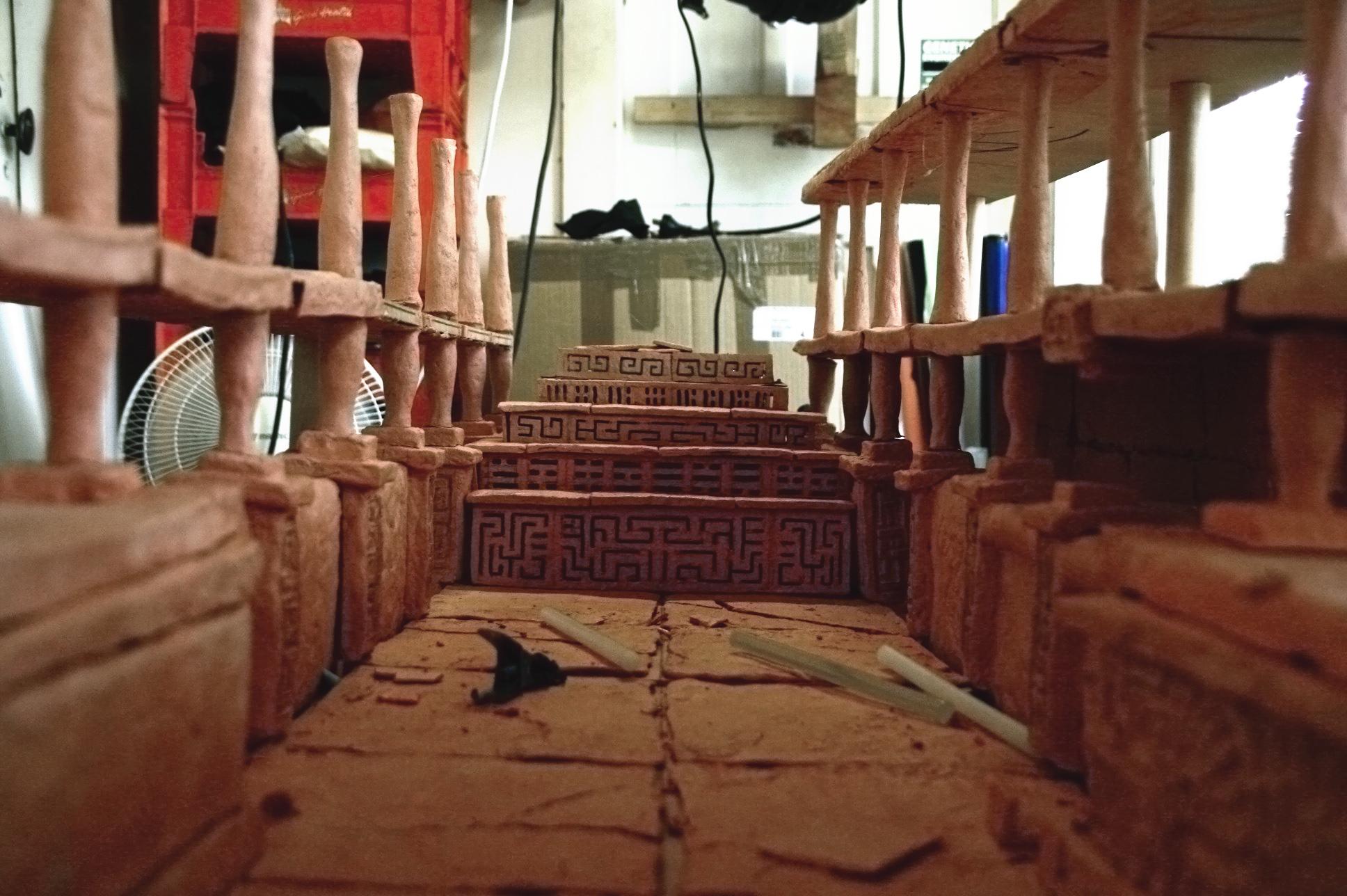 Pyramid Carvings