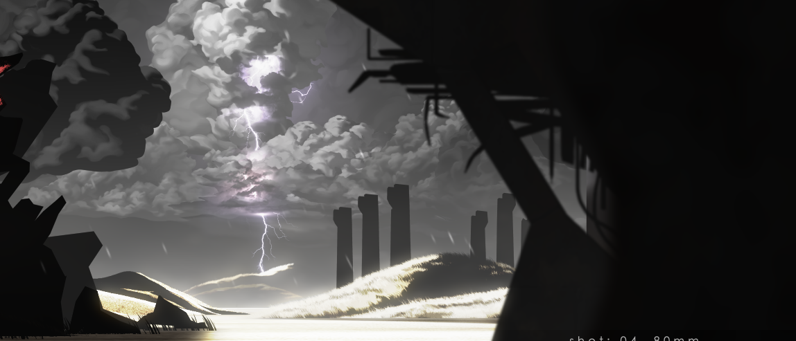 The eternal storm
