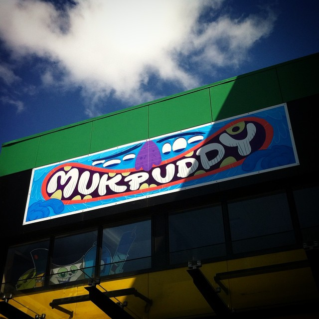 Mukpuddy HQ in Auckland