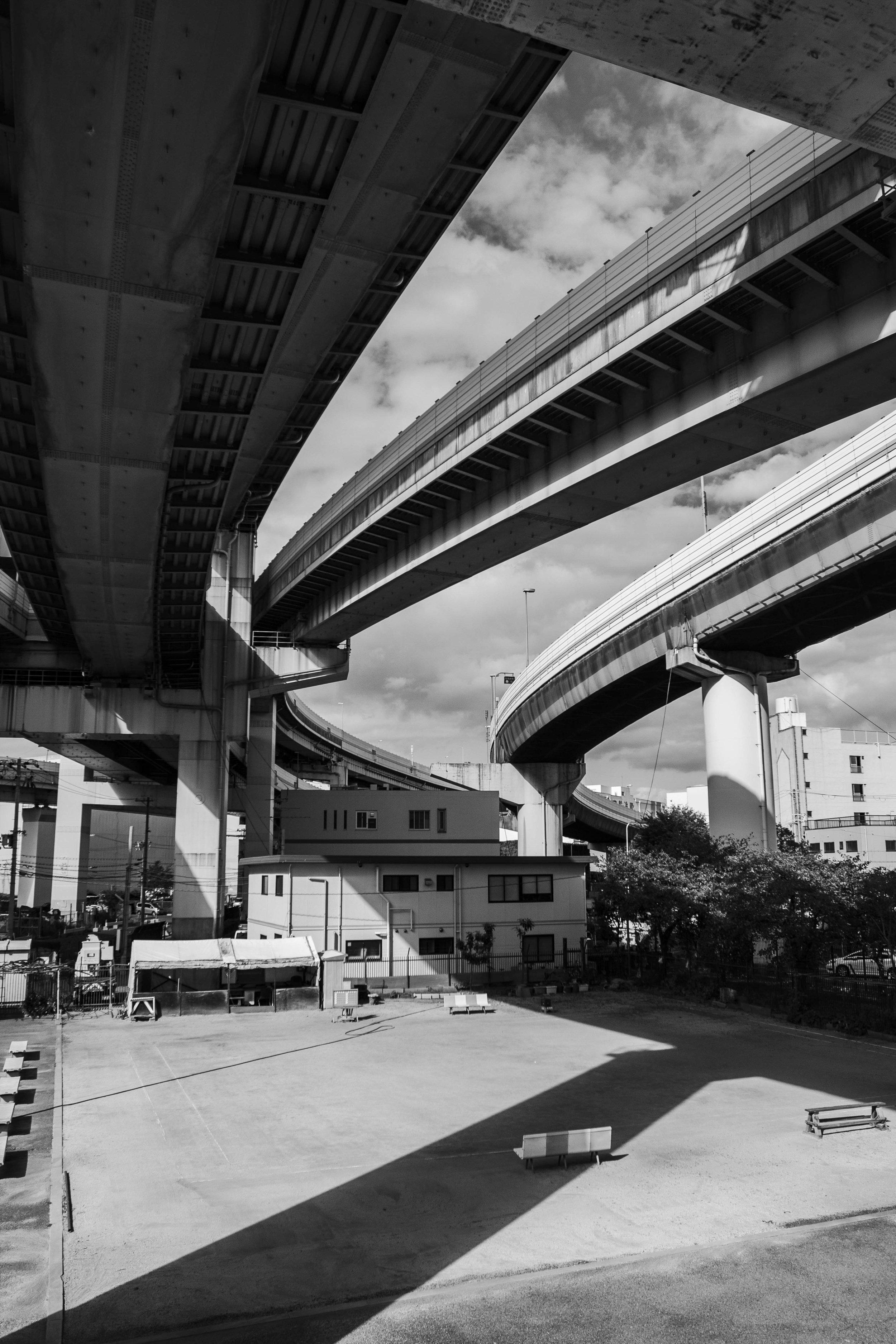 Wandering around Osaka.