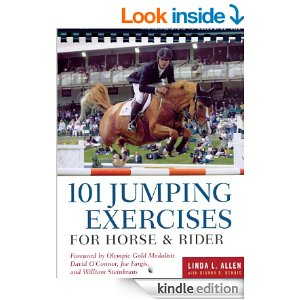 A ton of great exercises for riders of all levels. Written by Linda Allen, a top course designer and former high level rider.