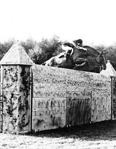 Kathy Kusner rode her famous ex-racehorse, Untouchable, in two OlympicGames.