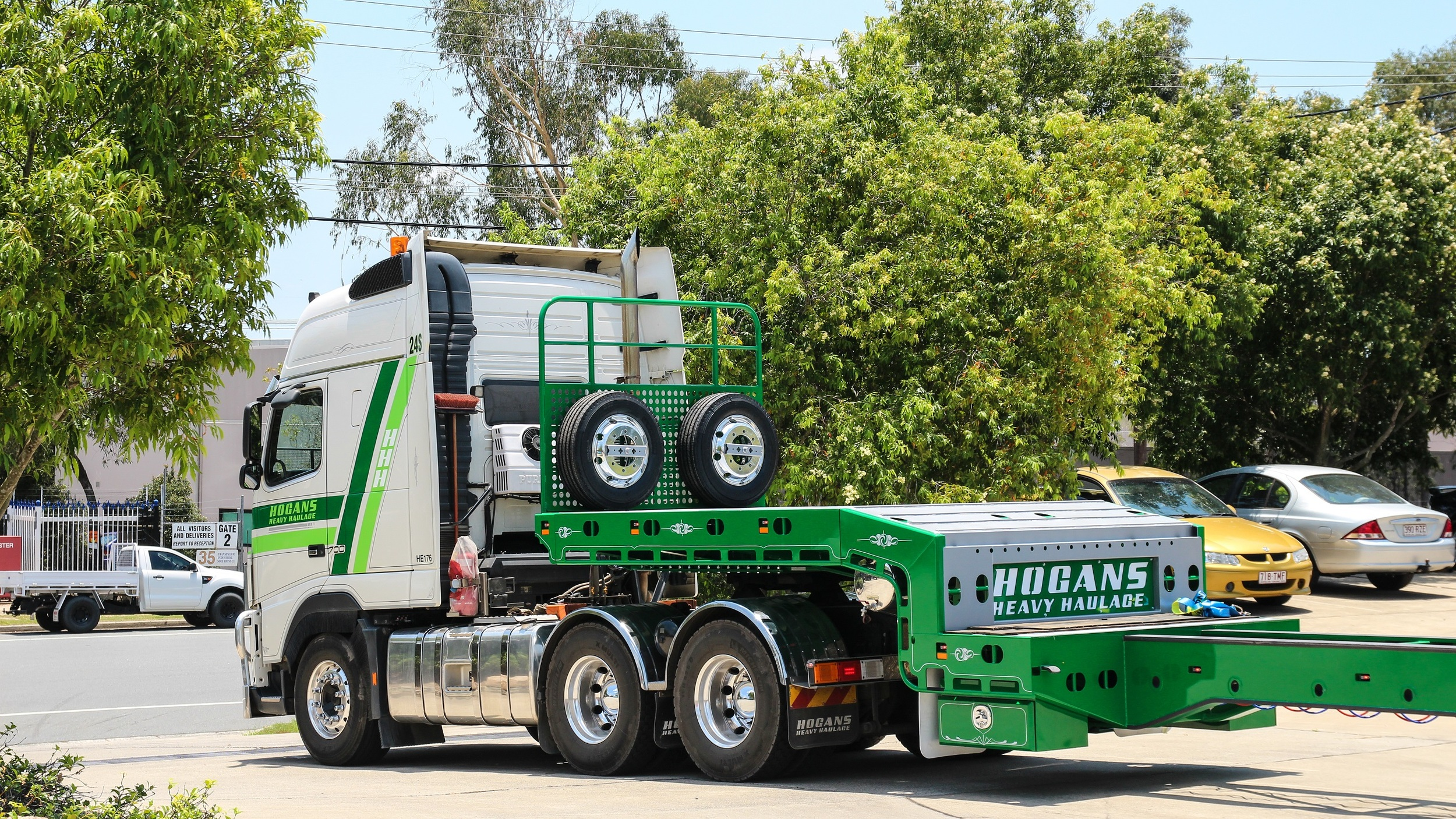 Low Loader Extendables