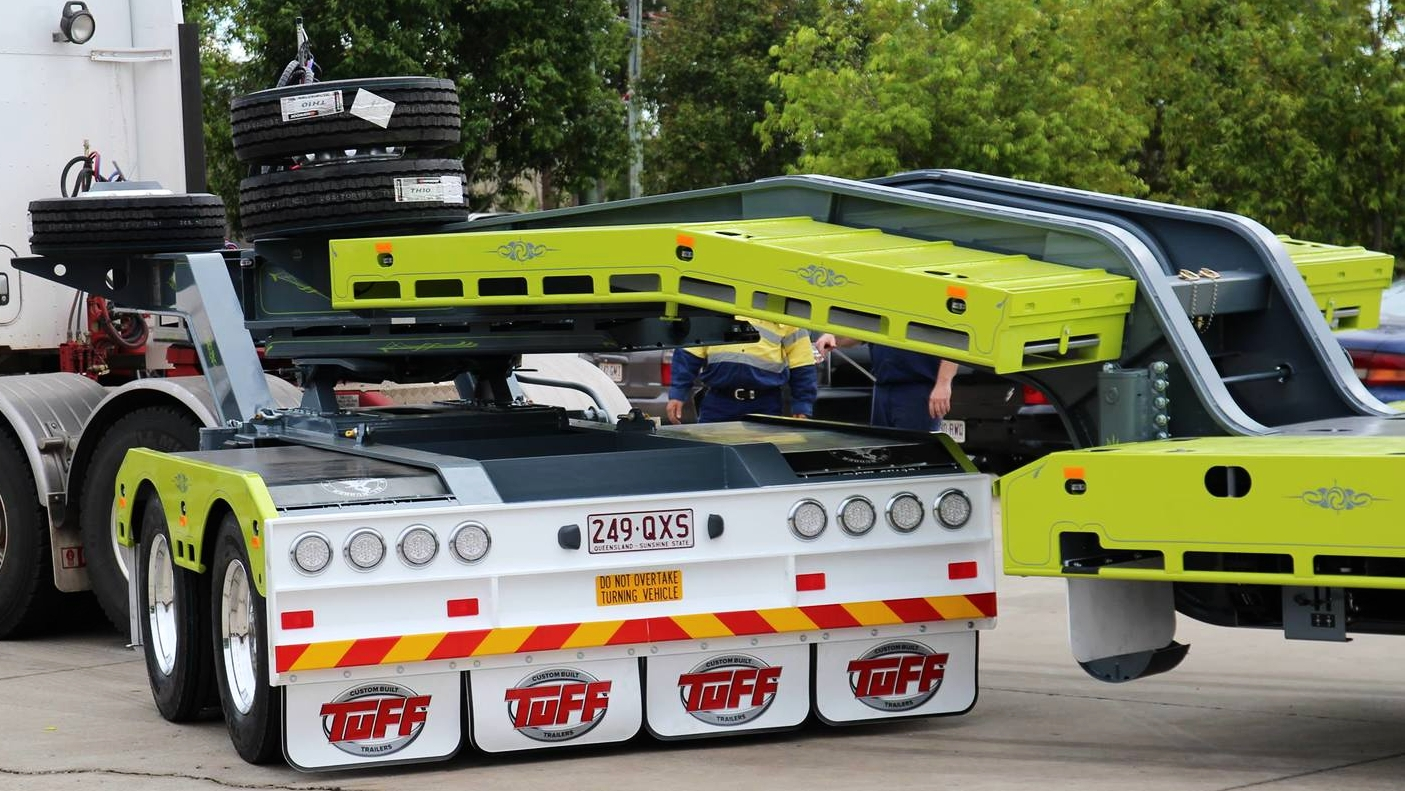Low Loader Dollies