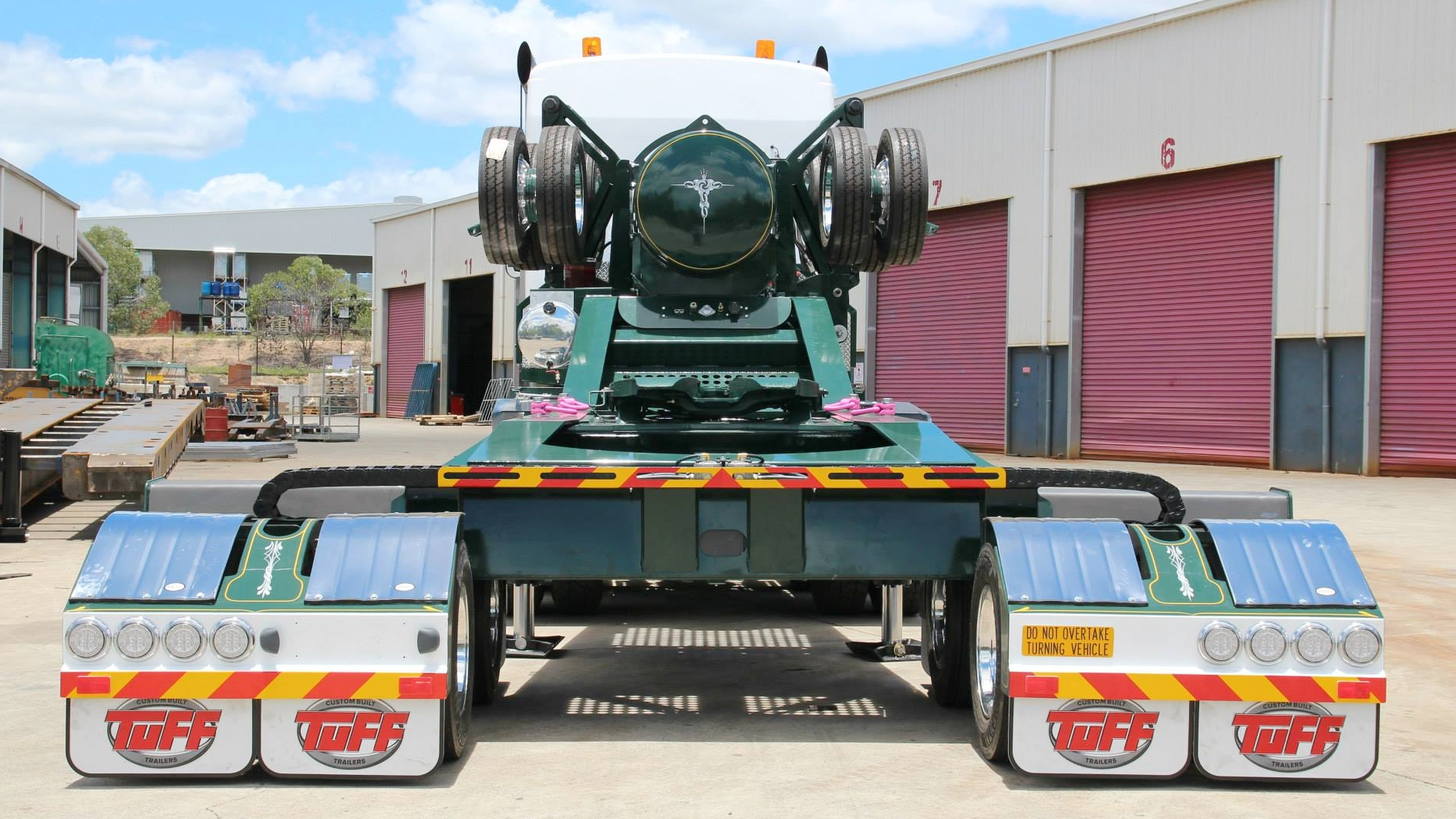2x8 Low Loader Dollies