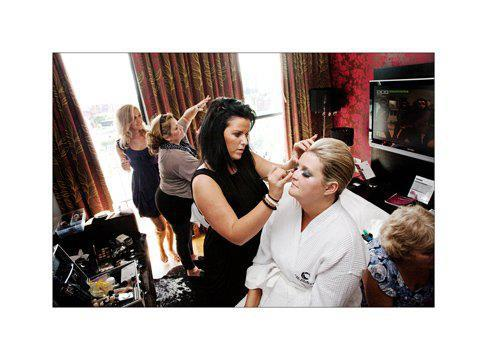 Make up artists and hairstylists