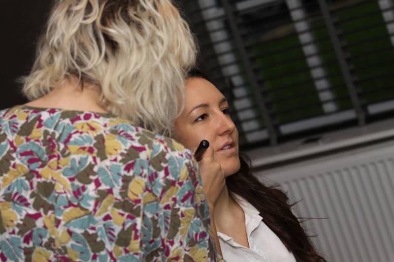 makeup artist Cheshire