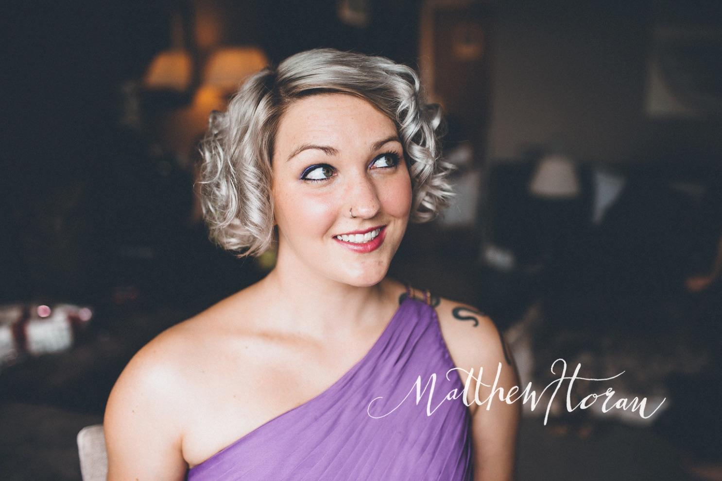 bridal hair wirral