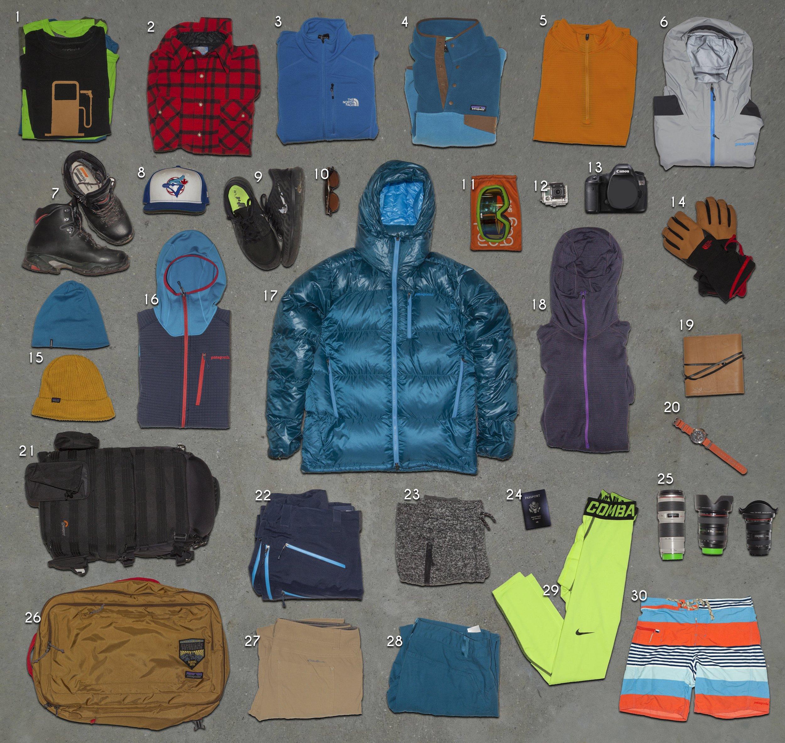 antarcticapacking