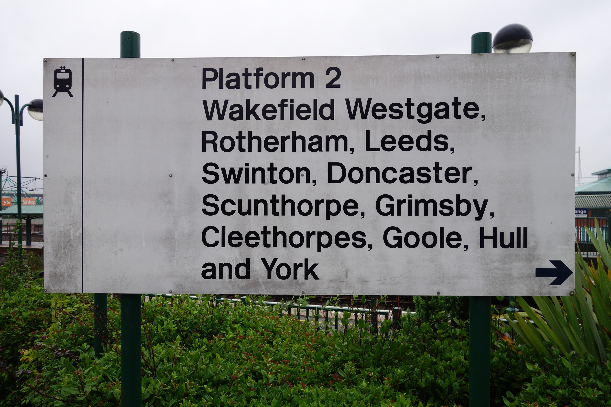 Yorkshire placenames really are the best placenames.