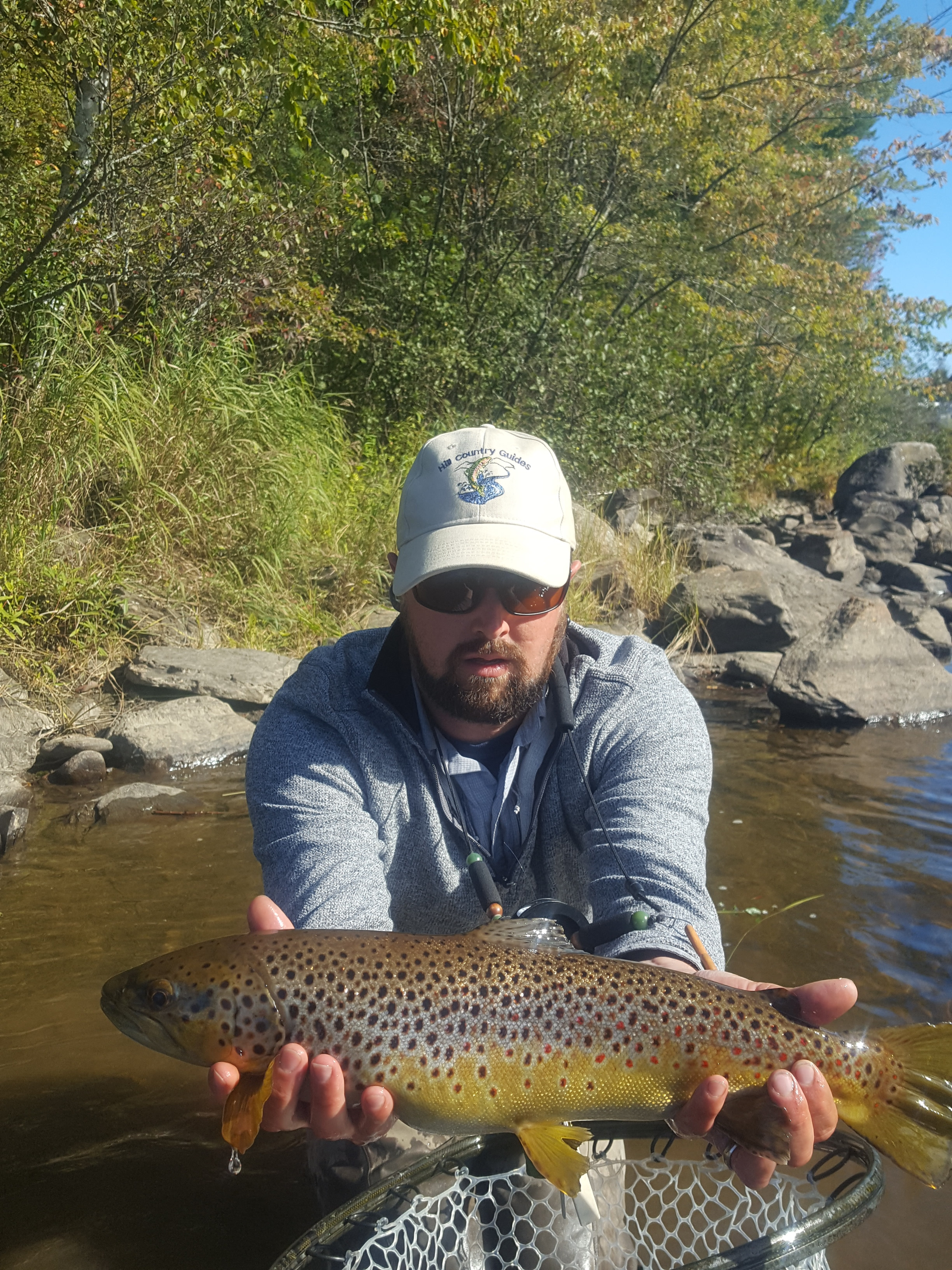 Androscoggin River Brown...a good one.