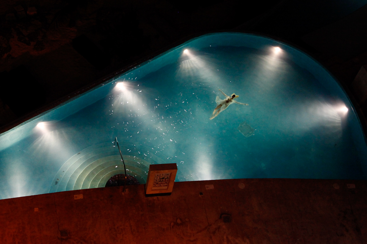 Submerged No.1