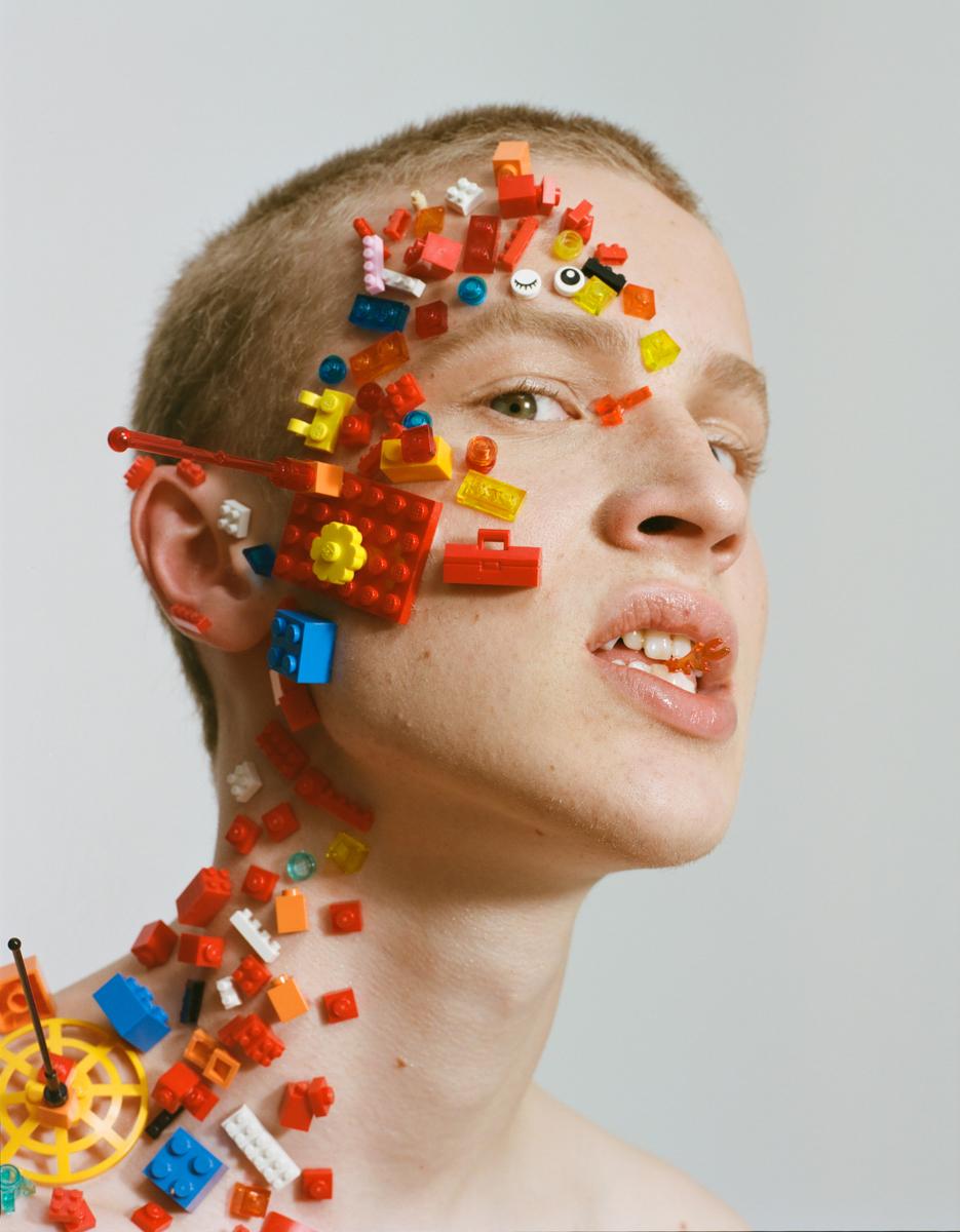 Lego my Ego - Hunger Magazine