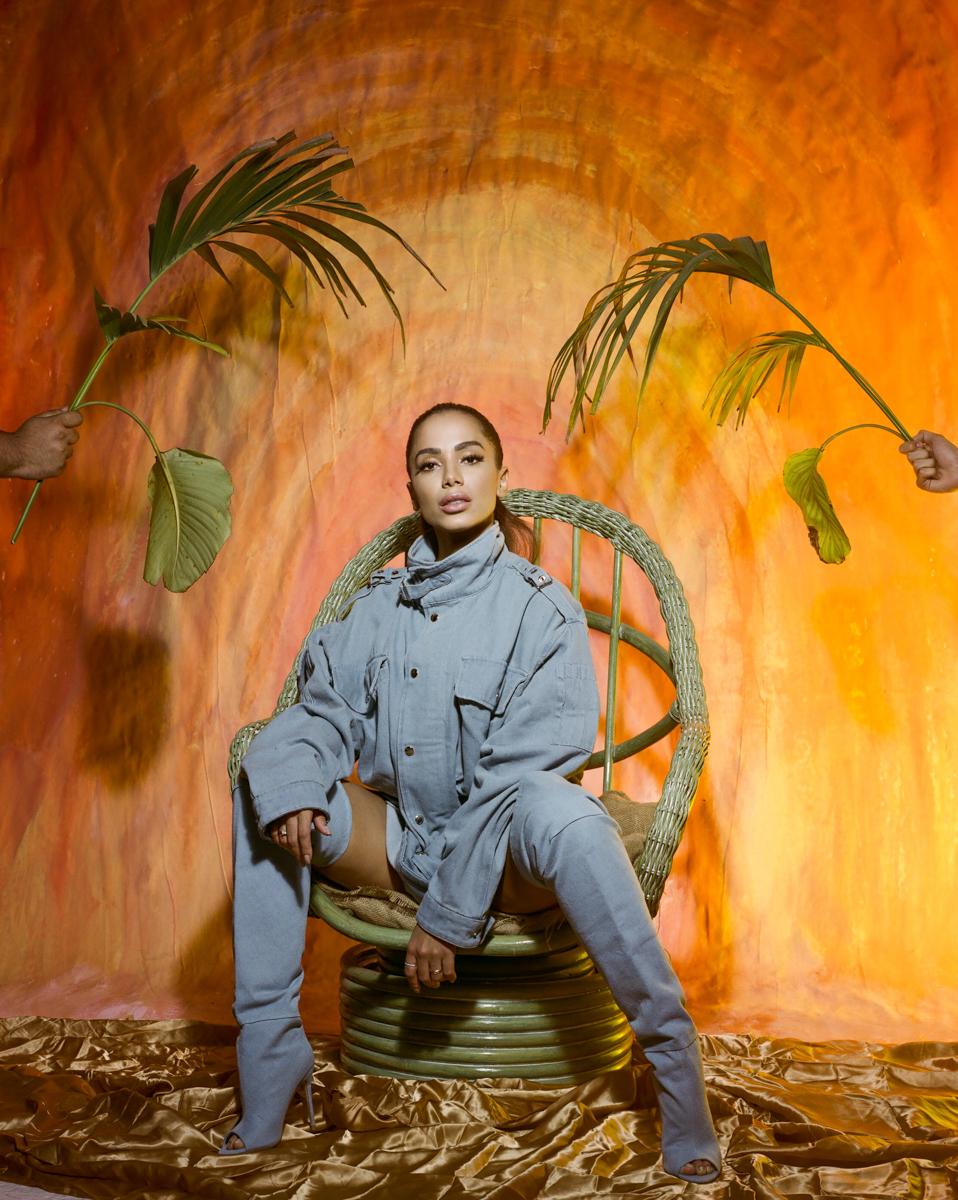 Anitta for tmrw magazine