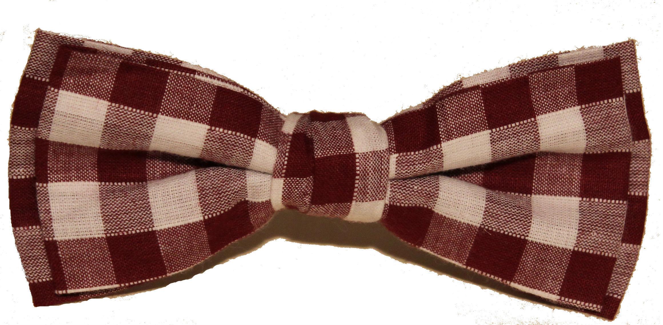 Chickadee bow tie