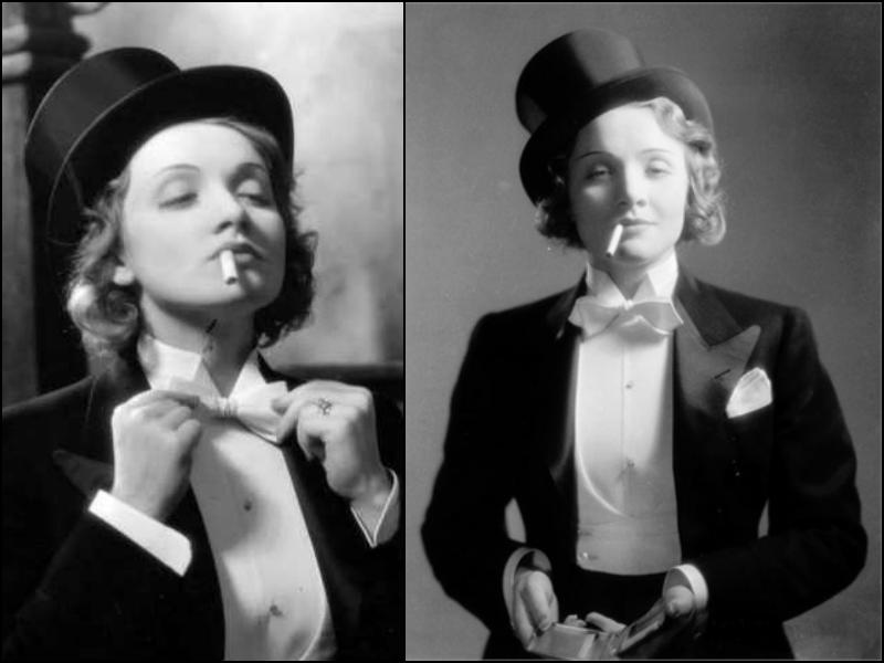 Marlène Dietrich