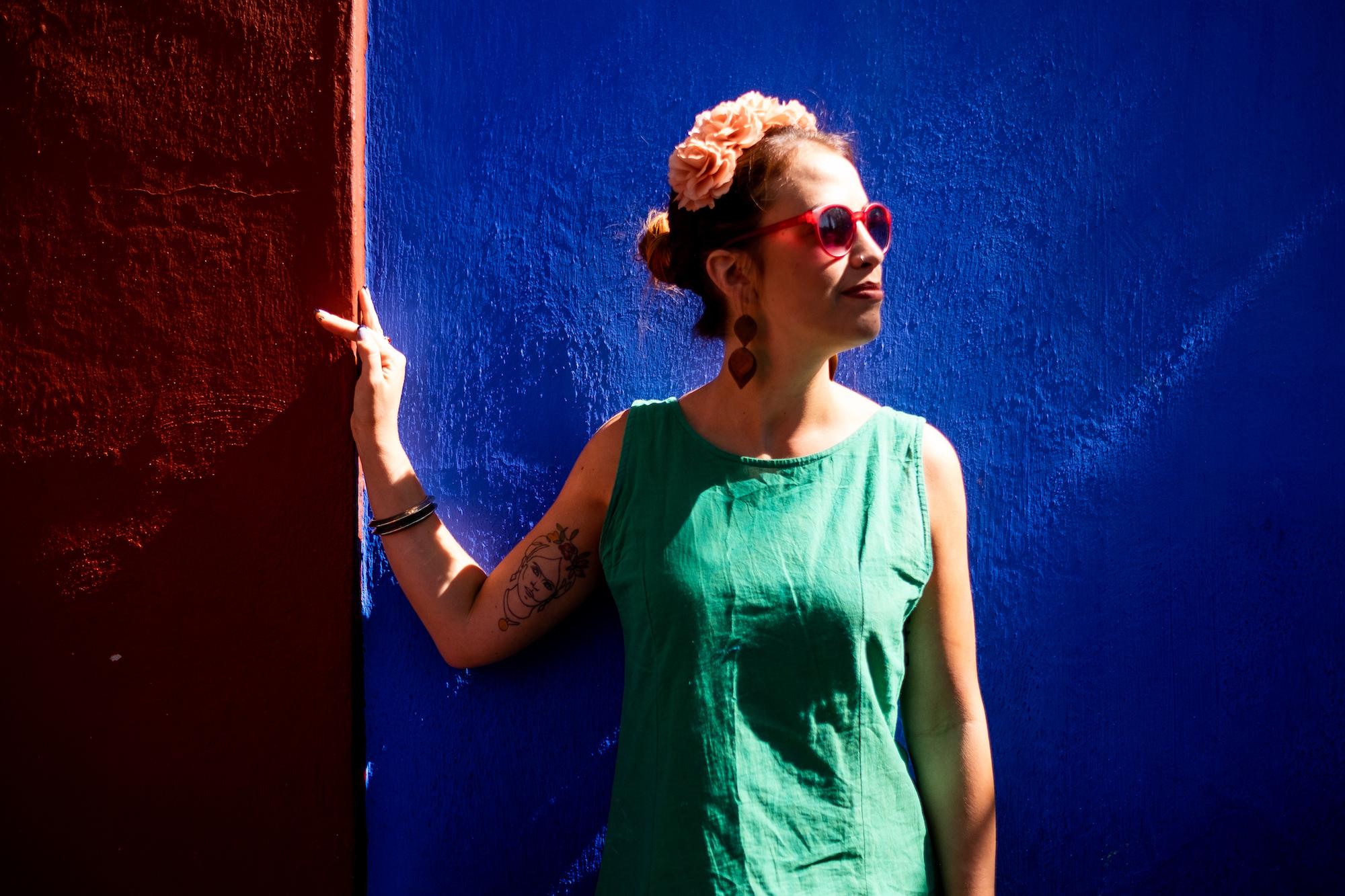 FRIDA KHALO'S HOME // CASA AZUL, Mexico City // by Paulina Salcido Urroz