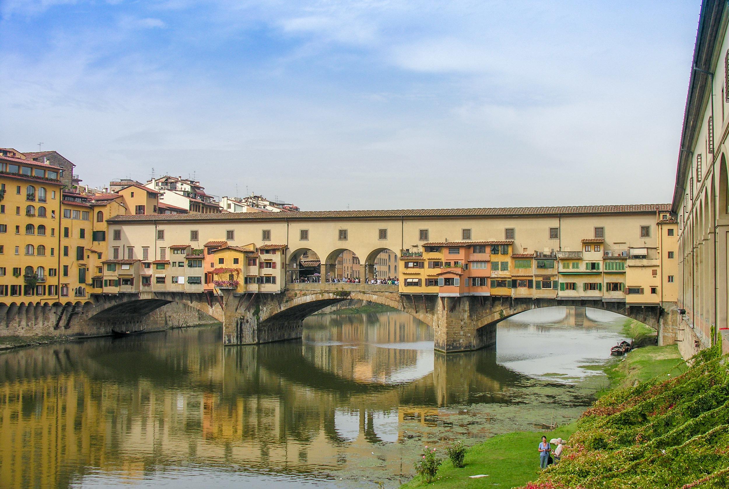 The Ponte Vecchio Florence