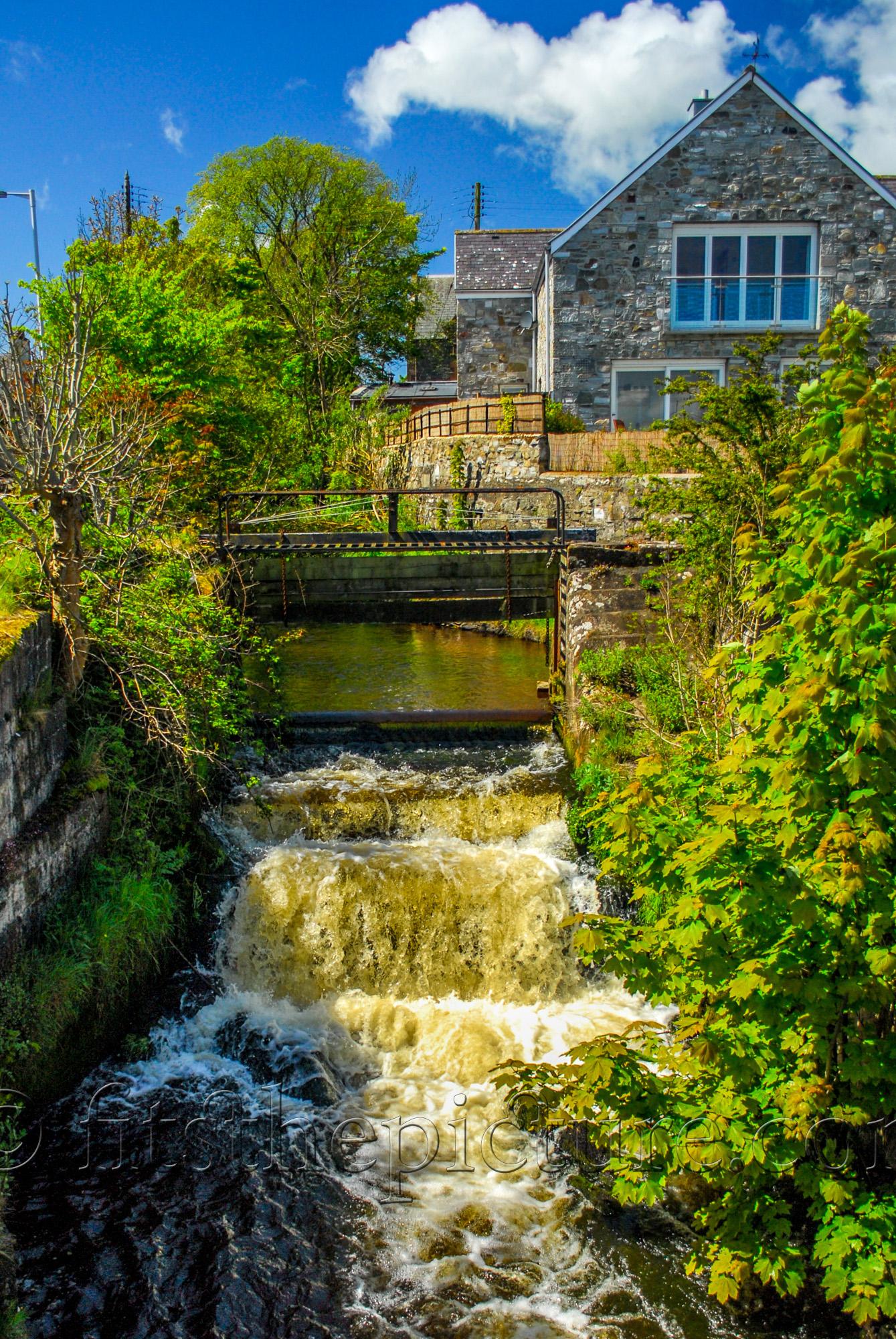 Garlieston - The Old Millrace