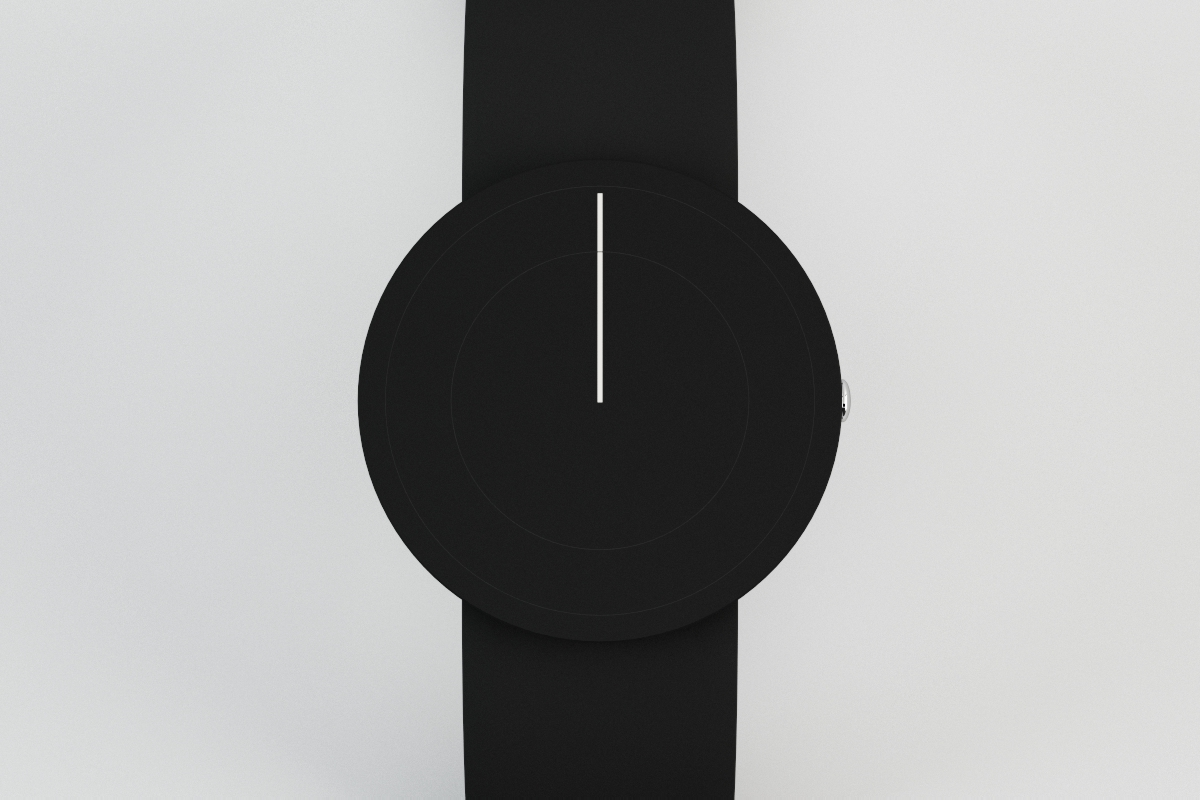 Watch K [black]