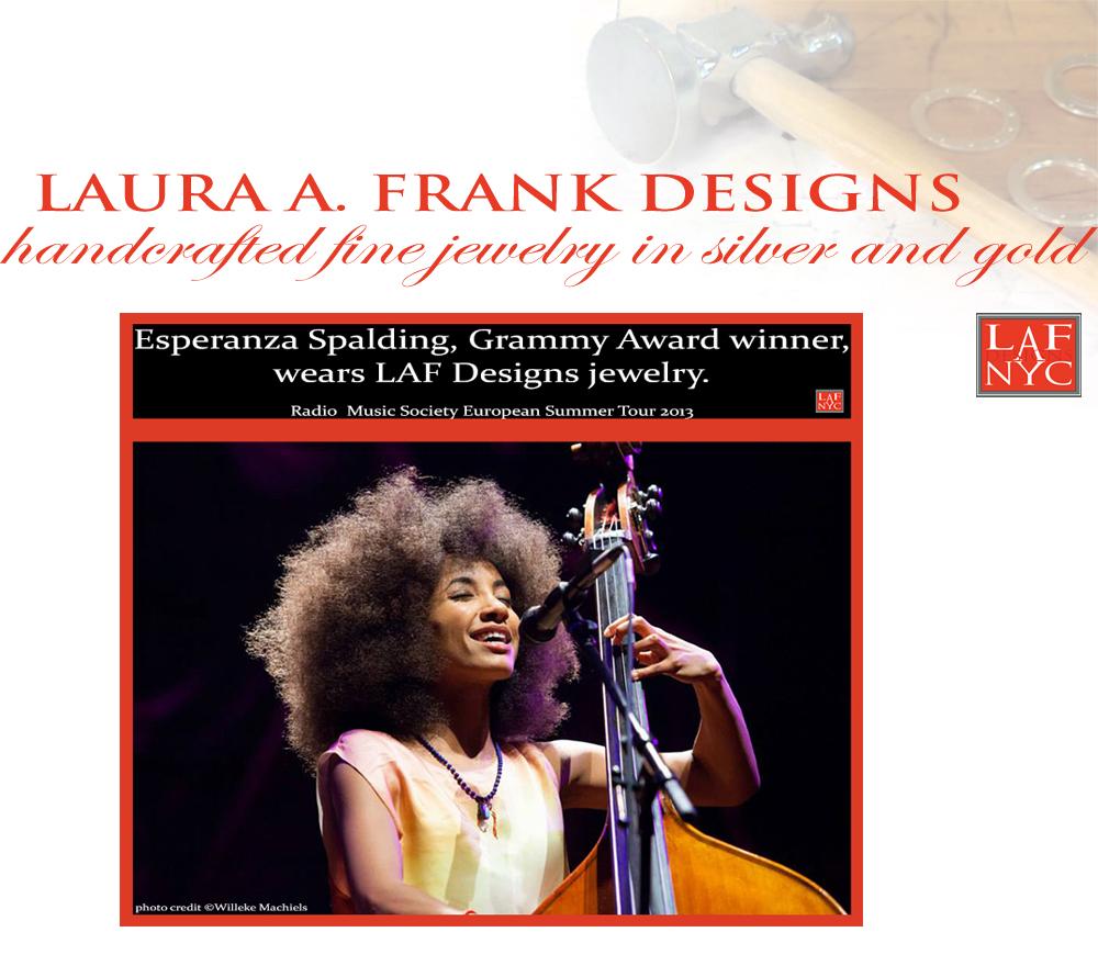 Grammy Award winner, Esperanza Spalding