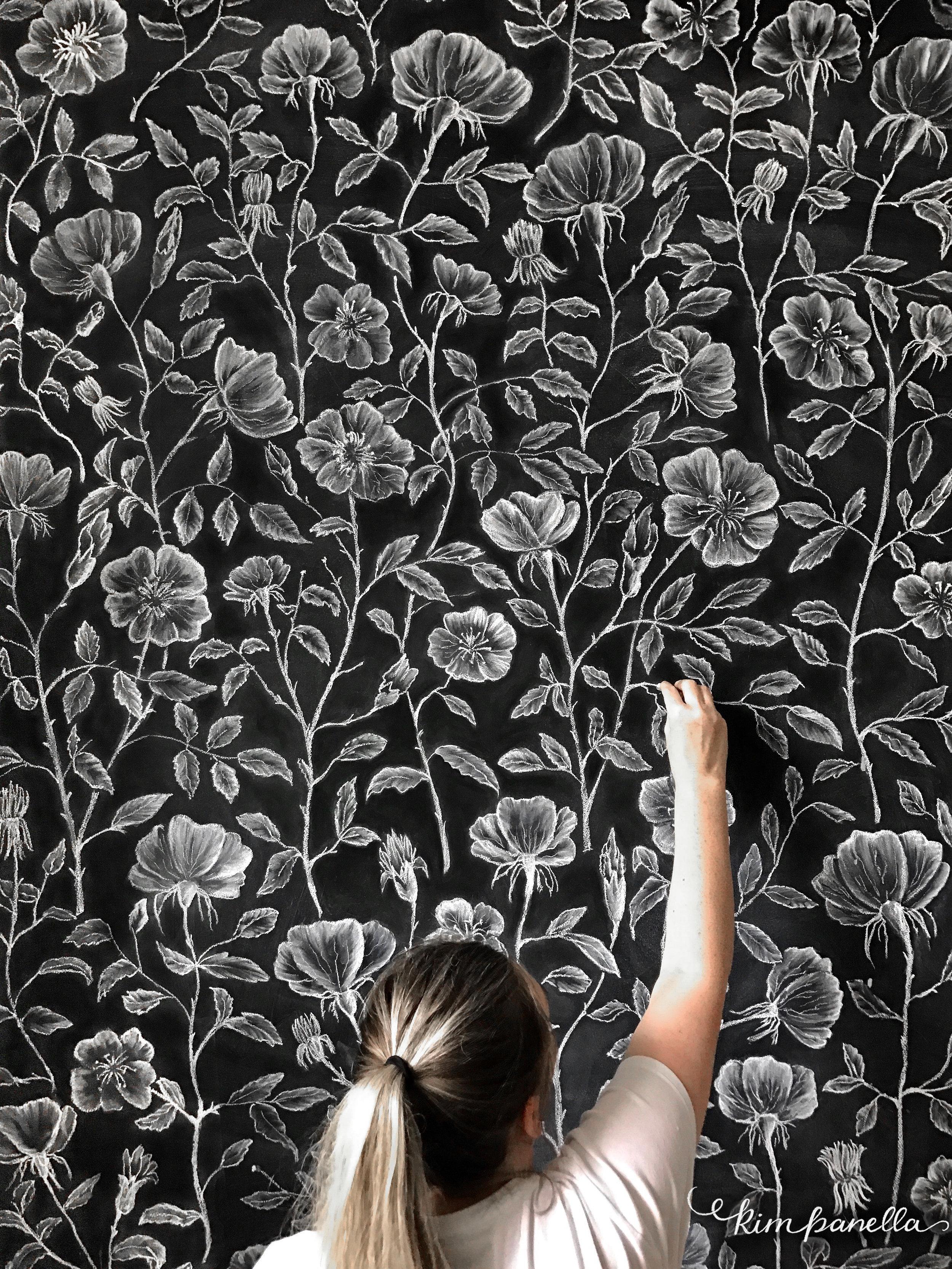 Chalk Wallpaper