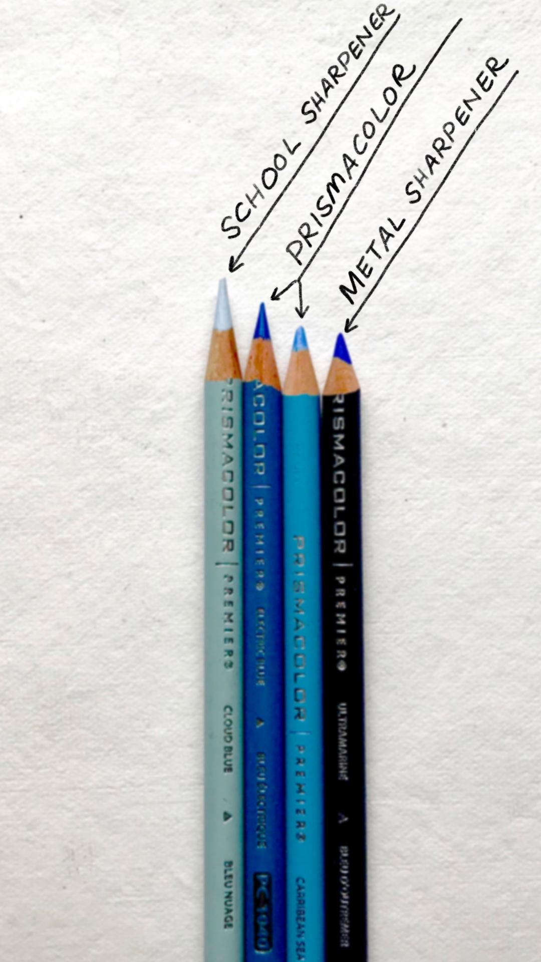 Best Pencil Sharpeners Review Prismacolor