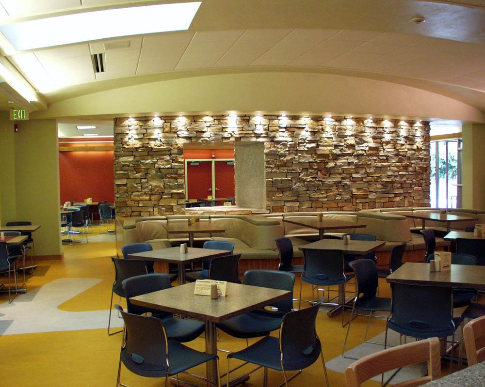 Hamilton Dining, University of Oregon