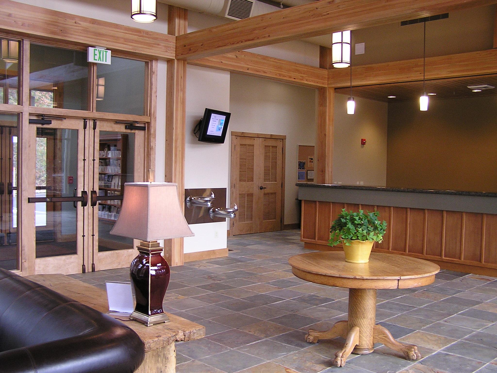 Welcome Center - Black Butte Ranch, Oregon