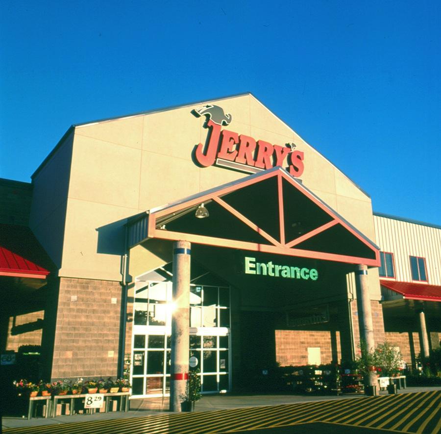 Jerry's Home Improvement Store - Eugene, Oregon