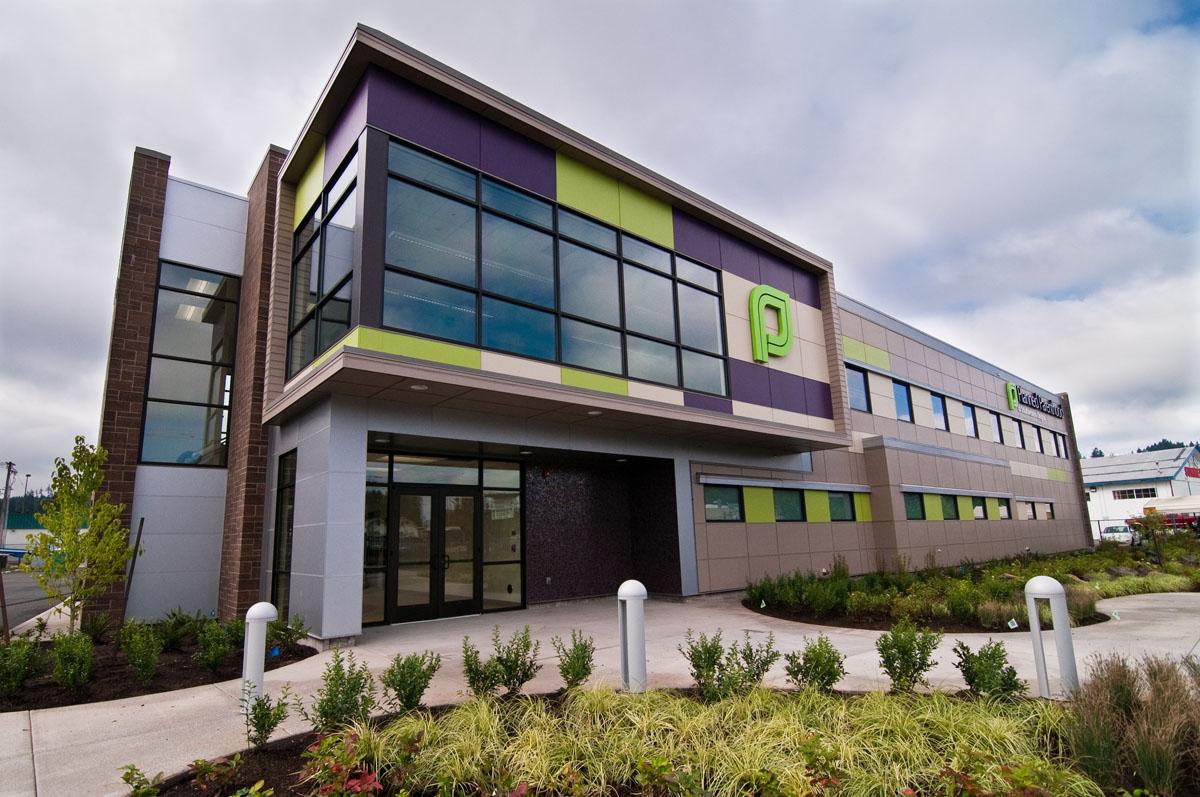 Regional Health & Educational Center - Springfield, Oregon