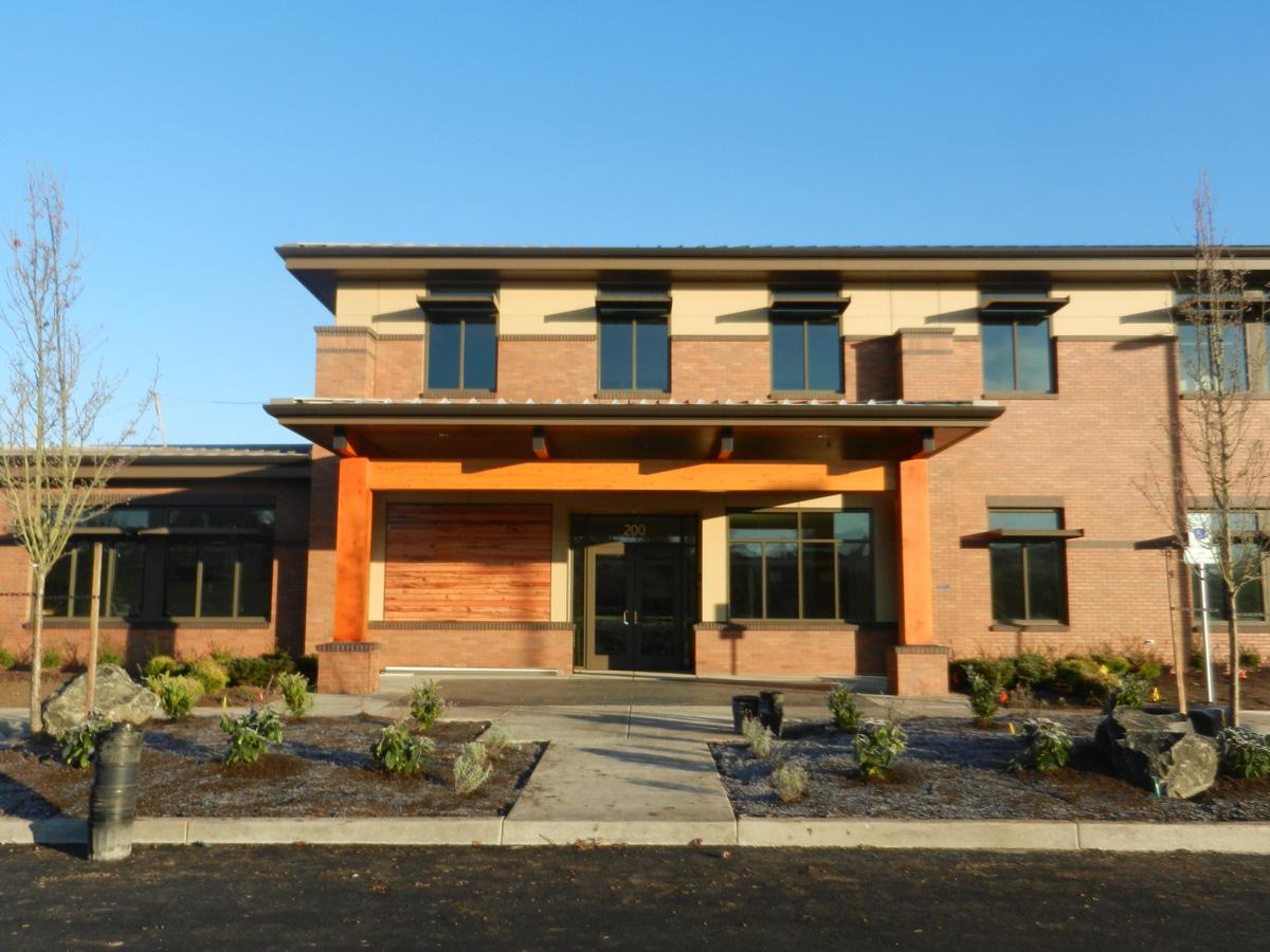 Private Office Building - Springfield, Oregon
