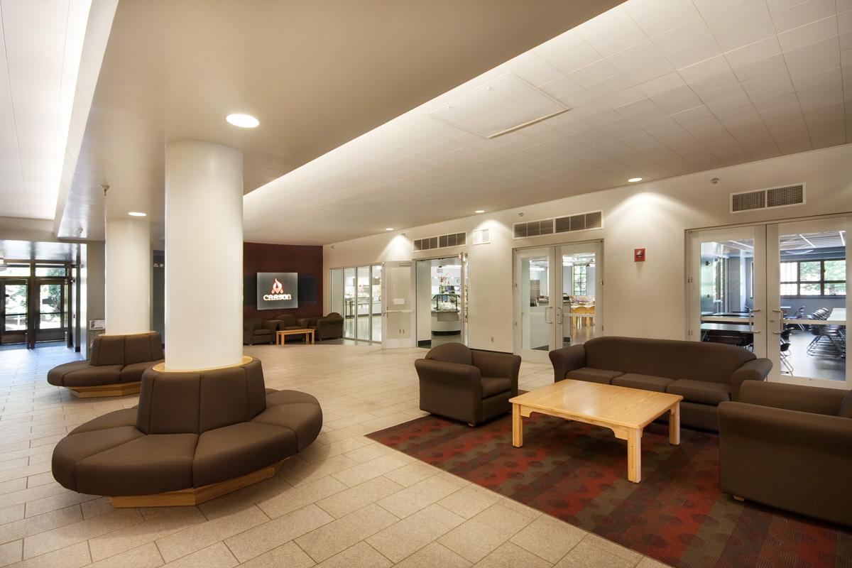 Carson Dining Center - University of Oregon