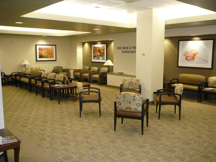 PeaceHealth Physicians & Surgeons South Renovation