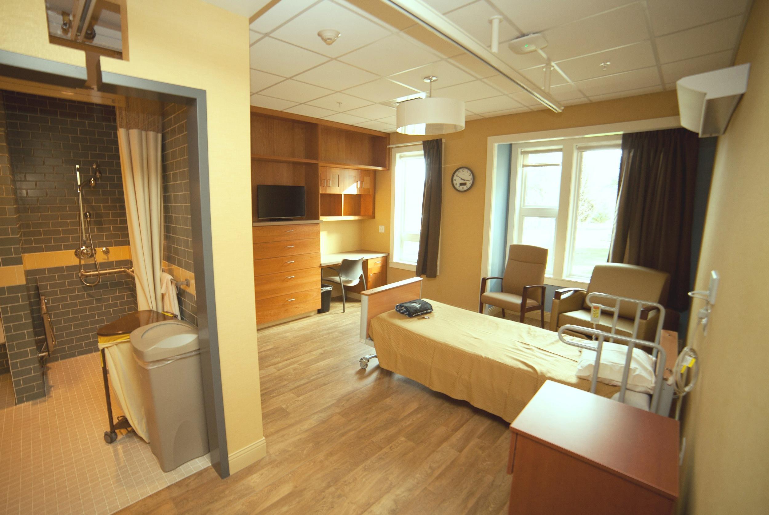 VA Roseburg Protective Care Unit