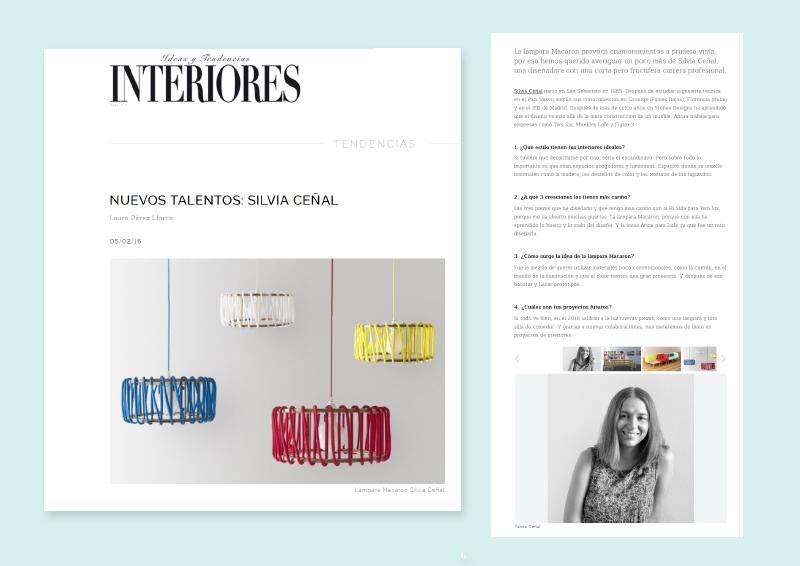 Revista interiores_silvia cenal_feb16