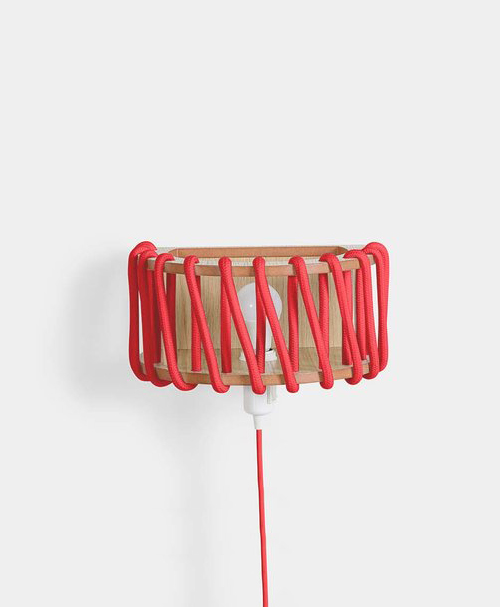 Macaron wall lamp for emko by silvia ceñal-1