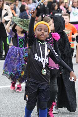 Fulton's Annual Halloween Parade